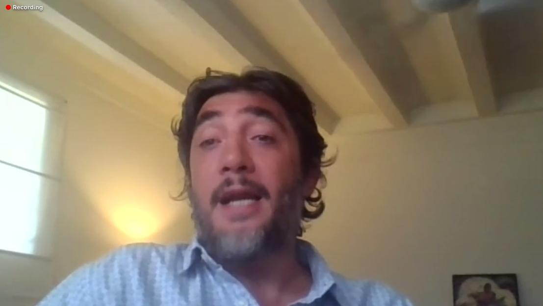 Juan Pablo Protto, Asesor regional de salud sexual y reproductiva en contexto de emergencia