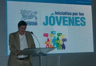 Dr. Markus Behrend, Representante UNFPA Nicaragua