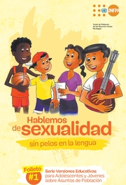 Hablemos de sexualidad sin pelos en la lengua